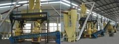 Large Pellet Mill