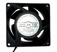 AC Axial Cooling Fan (JD8038AC)