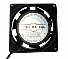 AC Axial Fan (JD8025AC)