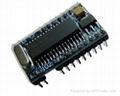 ROHS2.0 M102x 13.56Mhz嵌入式非接觸IC卡讀寫模塊 1