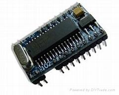 ROHS2.0 M102x 13.56Mhz嵌入式非接触IC卡读写模块
