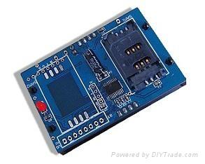ROHS2.0 BZ534X PSAM卡Mifare接觸式IC卡讀寫核心模塊 2
