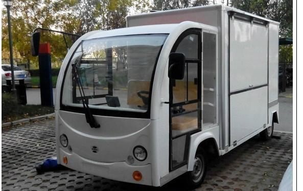 电动送餐车 1