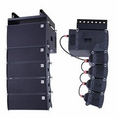 CVR 强劲低音的线列阵音箱