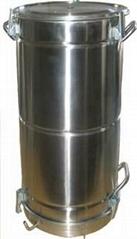 不锈钢粉桶