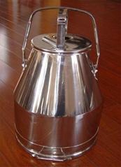 飲料加工用不鏽鋼牛奶桶