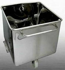 食品加工专用不锈钢肉料车
