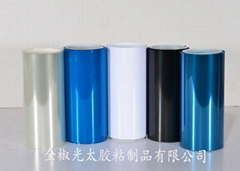 广告耗材用2.3C高透明PET离型膜