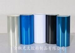 廣告耗材用2.3C高透明PET離型膜
