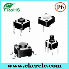 normally closed tact switch b3f tactile switch 6x6x8.5mm