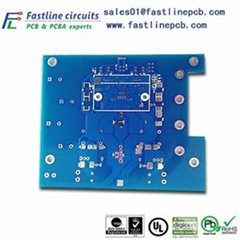 HDI PCB applied in industry control