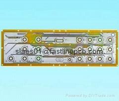 Metal core PCB board,heavy copper PCB with OSP circuit board