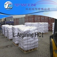 High quality L-Arginine HCI as medicine grade chemical