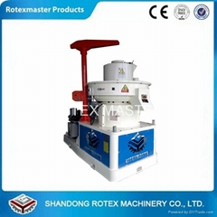 Bamboo Materials Wood Pellet Machine