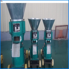 Flat die pellet machine is hot sale