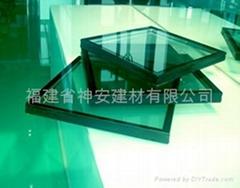 公司供應各種中空玻璃 LOW-E中空玻璃(可定做)