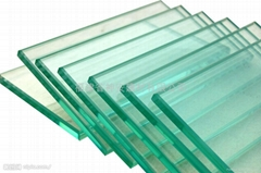Factory supply Toughened glass 5mm-15mm