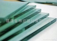 鋼化玻璃廠低價加工生產鋼化玻璃 可根據需求定製 專注玻璃深加工