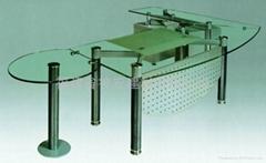 廠家批發定製優質茶几鋼化玻璃桌,廚房桌面鋼化玻璃 歡迎來定製