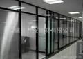 【玻璃厂】 供应8mm 10mm 12mm 家具门窗钢化玻璃