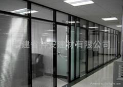 【玻璃廠】 供應8mm 10mm 12mm 傢具門窗鋼化玻璃