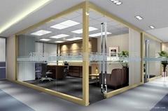 【福建玻璃廠】 供應各種規格 鋼化玻璃無框門