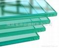 【福建玻璃厂】 供应优质钢化玻璃 工程幕墙钢化玻璃(欢迎来订购)
