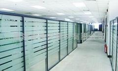 【福建玻璃廠】供應高品質鋼化 辦公室區隔鋼化玻璃(歡迎來訂購)