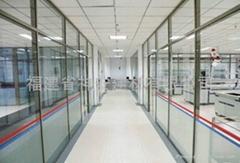 【福建玻璃廠】辦公室裝修玻璃,隔間玻璃,門窗鋼化玻璃(歡迎來訂購)