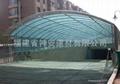 【福建玻璃厂】定做地下室遮阳钢化玻璃(欢迎来订购)