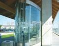 【福建玻璃厂】定做各种隔间 隔楼钢化玻璃(欢迎来订购)