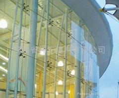 【福建玻璃廠】供應各種高樓大廈門窗鋼化玻璃