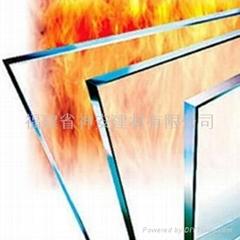 【福建玻璃厂】供应高品质单片隔热型防火玻璃 防火玻璃门