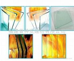 【福建玻璃厂】供应建筑用防火玻璃  防火材料幕墙玻璃