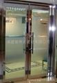 【福建玻璃厂】福建专业生产厂家供应防火玻璃门