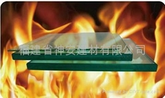 【福建玻璃廠】專用防火玻璃隔斷  防火門視窗