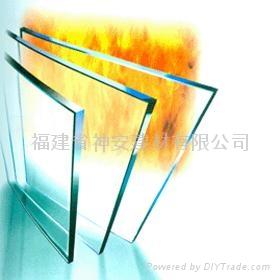 【福建玻璃厂】单片防火玻璃、单片非隔热型防火玻璃