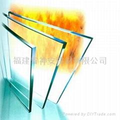 【福建玻璃廠】單片防火玻璃、單片非隔熱型防火玻璃