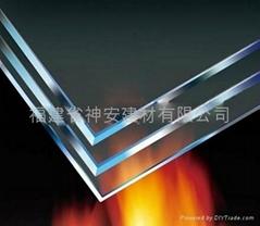 【福建玻璃廠】供應防火玻璃,建築工程防火玻璃
