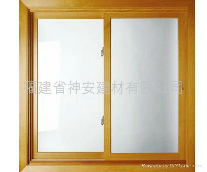 【福建玻璃厂】供应防火玻璃窗户 · 防火玻璃窗