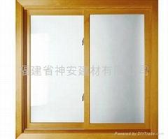 【福建玻璃廠】供應防火玻璃窗戶 · 防火玻璃窗