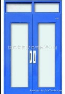 【福建玻璃厂】供应防火玻璃门 特级防火玻璃门