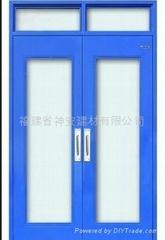 【福建玻璃廠】供應防火玻璃門 特級防火玻璃門