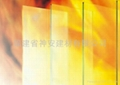 Factory Supply Heat insulation type Fire Glass
