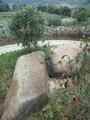批发 河冲石刻字石 园林景观石 彩石刻字 风景石王总:13809555870