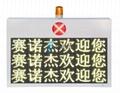 LED費額顯示器 3