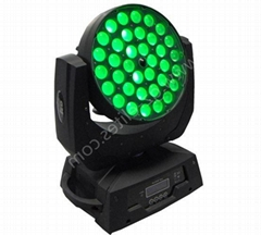 led moving head 36x10 rgbw light,moving head wash zoom