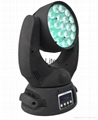 19*10W RGBW 4in1 zoom wash led moving stage light