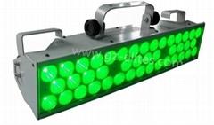 42顆3W三合一反光碗透鏡LED投光燈