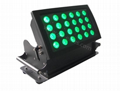 RGB 3in1 external led wall washer IP67 outdoor event light